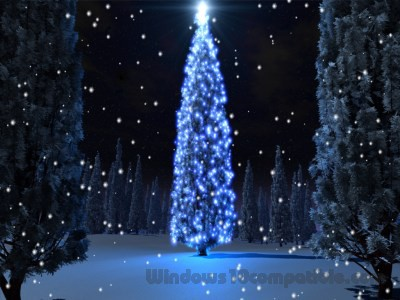 Holiday Tree Screensaver 2.2 Free download